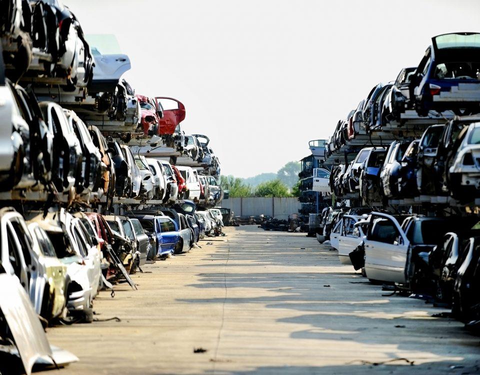 Ile dostanę za złomowanie auta?